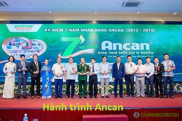 Ancan lừa đảo Cẩm Nang Ung Thư